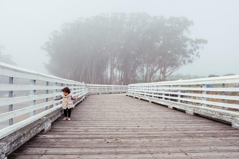 Kalina San Simeon Pier