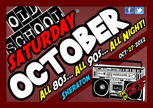 Oct-27-2012 OSS @ Sheraton Atlanta ::: ATL, GA, USA