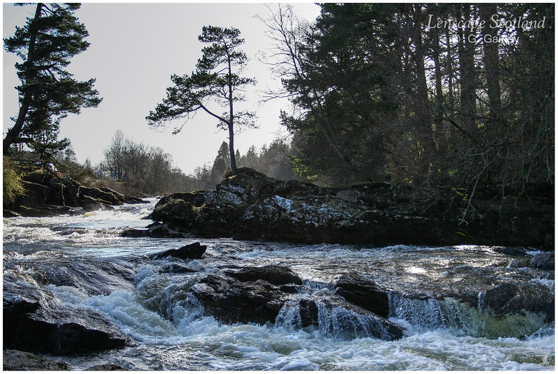 Falls of Dochart, Killin (1)