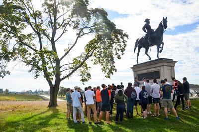 2017 CISS Staff Ride to Gettysburg