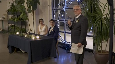 Wedding Toasts Video