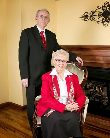 Charlie and Phyllis Hampton