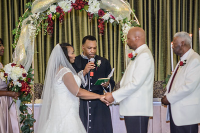 Patricia & LaMar - Ceremony