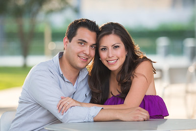 Michael Rodriguez Engagements