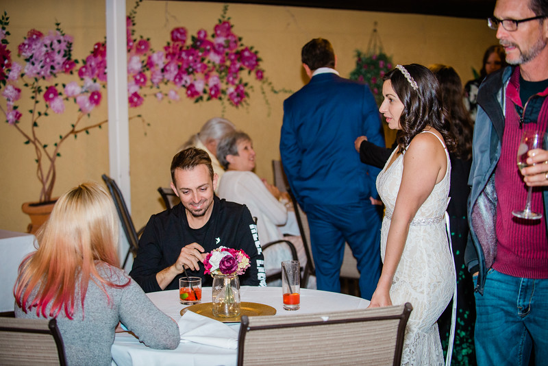 2020.01.25 - Chris and Anna's Wedding, Carmelo's Restaurant, Punta Gorda, FL - Photos