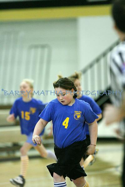 Hamilton Basketball vs Lathrop Girls CRBC Championship 08