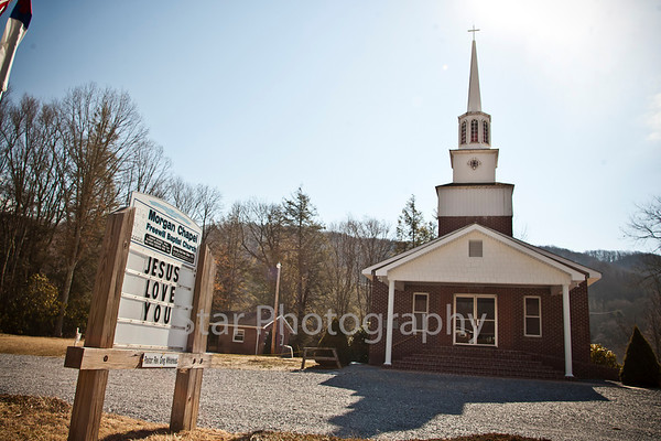Progress - Morgan Branch Freewill Baptist Church 02-16-11