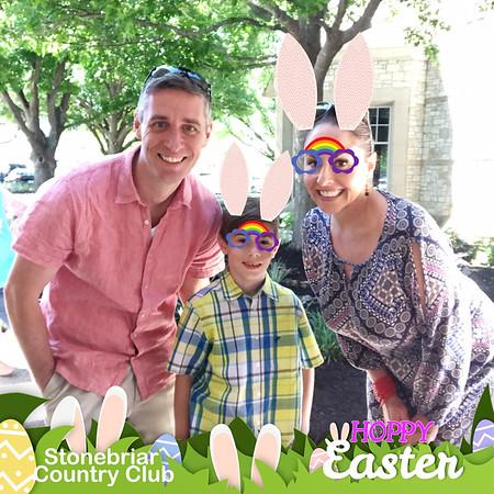 Stonebriar Easter Selfie Booth- Sat