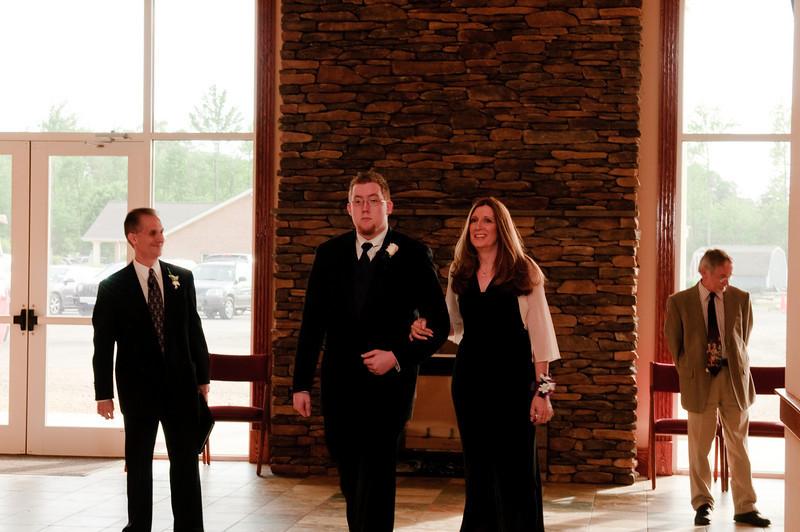 Amber & Scott ceremony