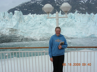Alaska Cruise Day6: Glacier Bay