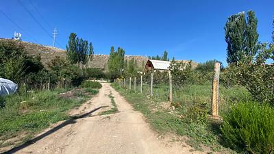 2021-08-02 - Issyk Kul Hill Run