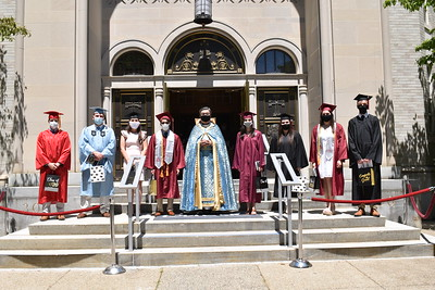 2020 Graduation Celebration (Sunday, June 14th 2020)
