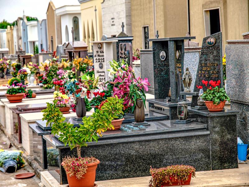 Cimitero Comunale di Maruggio