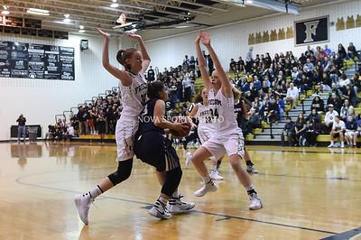 Girls Basketball: John Champe vs. Freedom 12.11.15