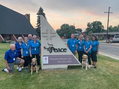 LCC K-9 Comfort Dogs Deploy to Arvada Colorado