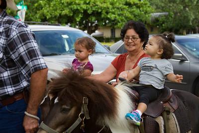 Grace Lutheron Pony Ride