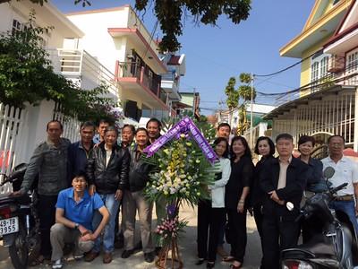 5 hình Thân phụ Nguyễn Hoàng Sơn