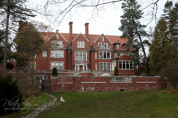 Grounds of Glensheen