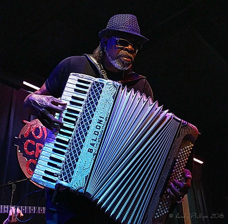 C.J. Chenier & The Red Hot Louisiana Band - Towne Crier 9.6.18