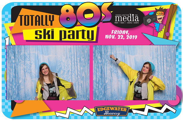 Grand Junction Media Totally 80's Ski Party Photos
