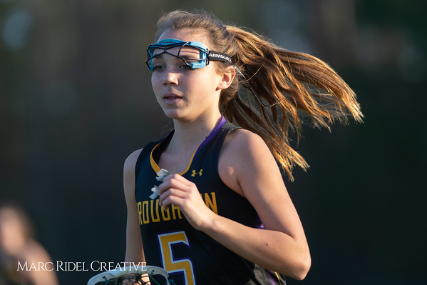 Broughton Lady Caps lacrosse at Middle Creek. February 26, 2019. D4S_1816