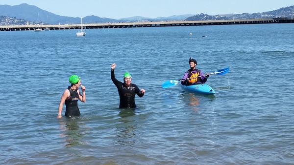 Private Alcatraz Swims