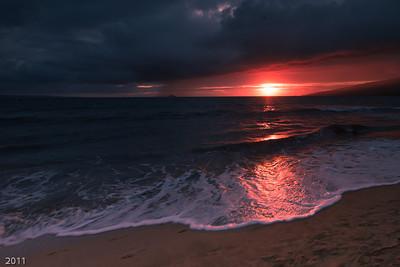 Maui 2014 Sunsets