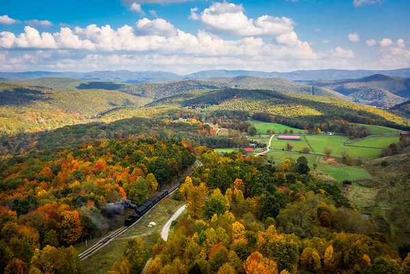 Aerials for Wonderful WV