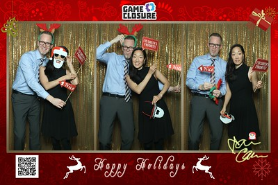 Gameclosure Holiday Party 2018