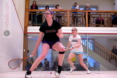 2012-03-03 Robyn Hodgson (Trinity) and Alli Rubin (Williams)