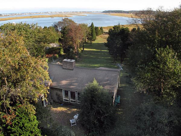 Trouant's Island, Bartletts Island, Macombers Ridge
