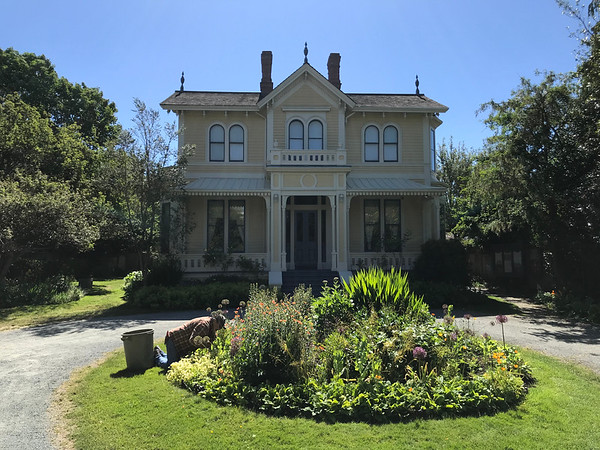 Emily Carr House, Victoria, B.C.