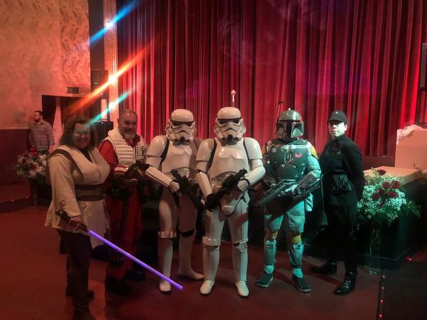Star Wars Wedding - Stayton