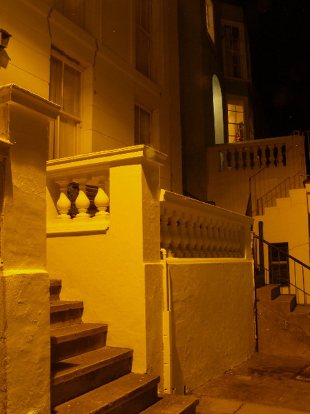 3. St. Leonards-on-Sea, England, by Vitek. Night of 7/9/07, E400.