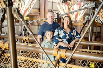 The Cheyne Family