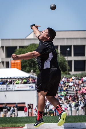 2013 - Track & Field - 4A & 5A State Championships - PB