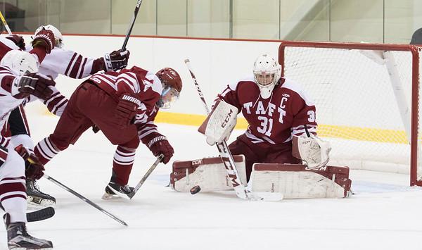 12/2/15: Boys' Varsity Hockey v Salisbury
