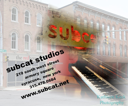 Subcat Studios Open House