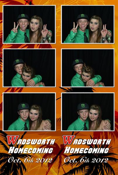 Wadsworth Homecoming 2012