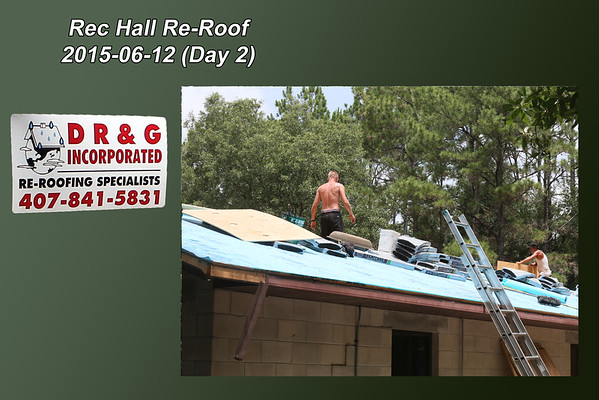 006 Roof Day 2
