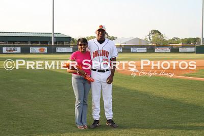 LP Varsity Baseball Senior Night 4/20/10