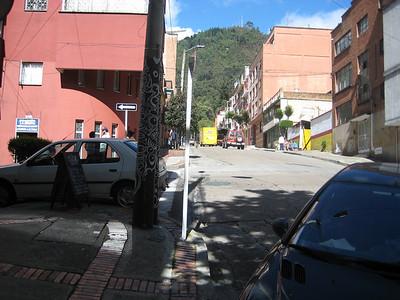 BOGOTA, COLOMBIA, OCTOBER 2009