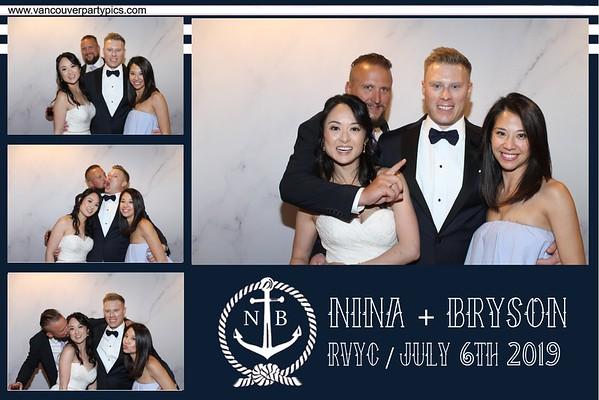 Nina + Bryson