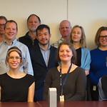 Staff photo October 2019