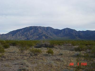 La Paz County, Harquahala Peak - Jan. 3, 2006