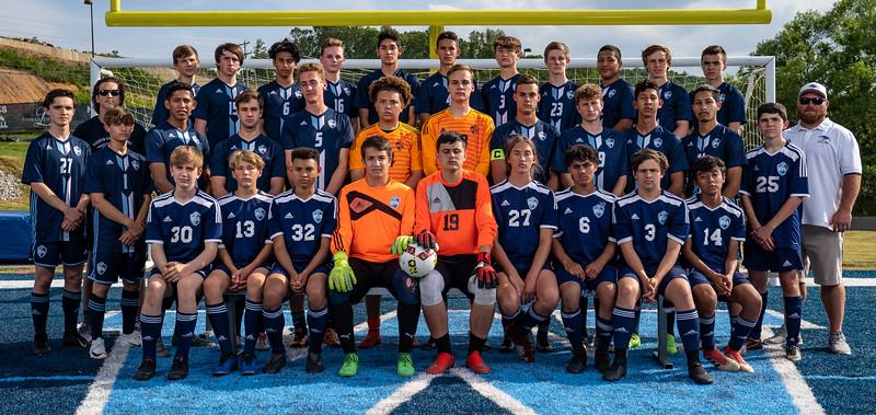 2019 HVA Boys Soccer