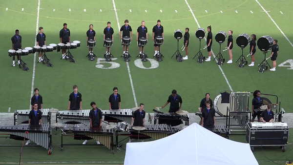 Plano Drumline Competition 9/24/2016
