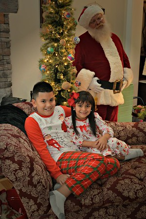 Christian & Bella Christmas 2018