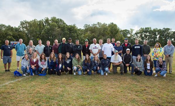 Soccer Alumni Family Day - Sept. 2017