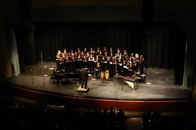 2011-02-20 OMEA High School Honors Choir